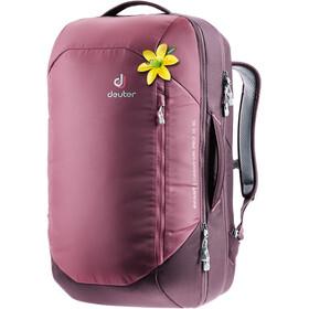Deuter Aviant Carry On Pro 36 SL Mochila de Viaje Mujer, rosa/violeta
